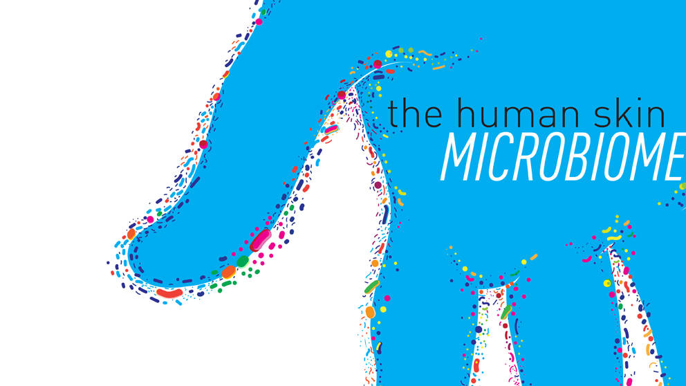 Study: The human skin microbiome is largely stable over time