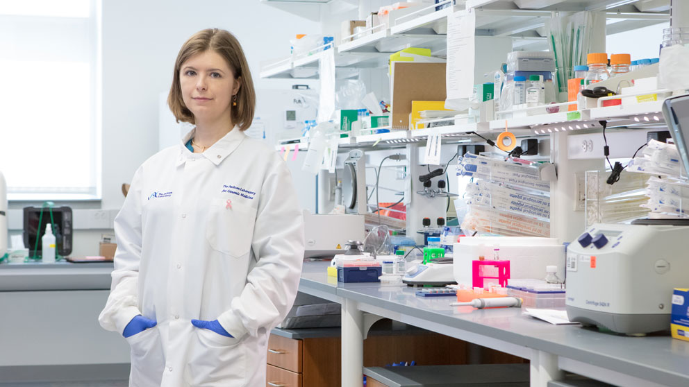 cancer genetic laboratory