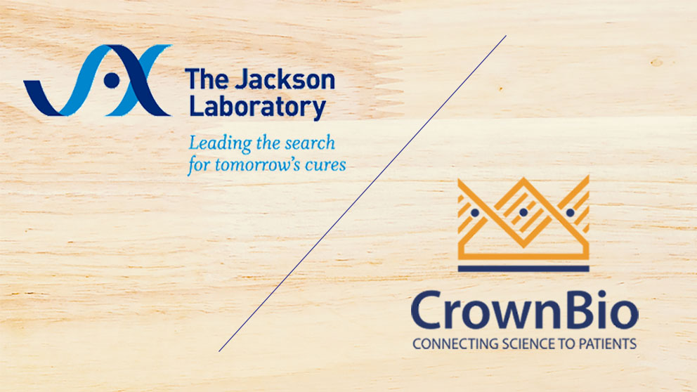 The Jackson Laboratory And Crown Bioscience Announce Global