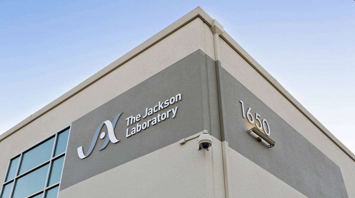 The Jackson Laboratory, Sacramento, California