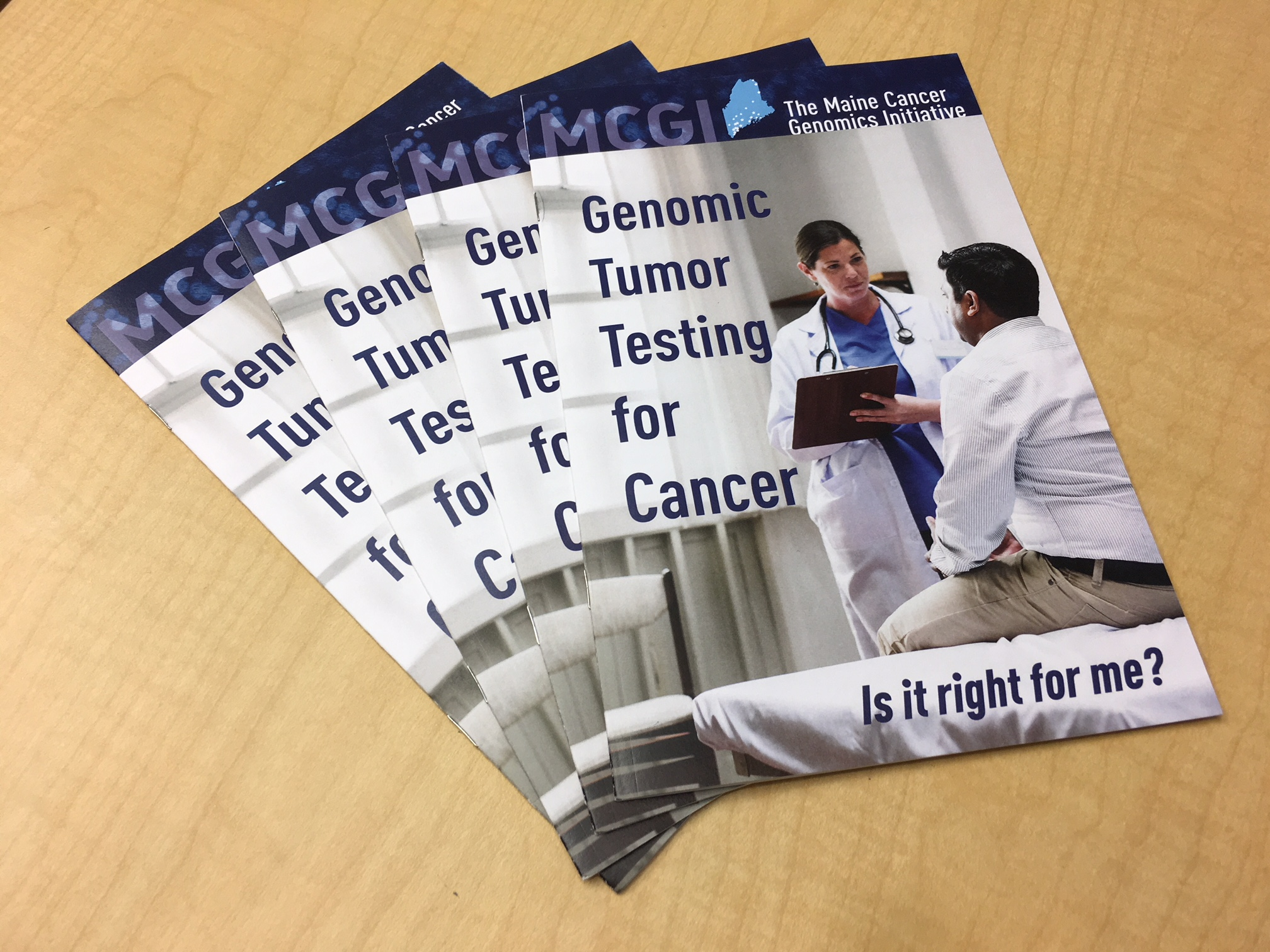 cancer booklets