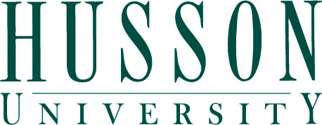 Logo of Husson University