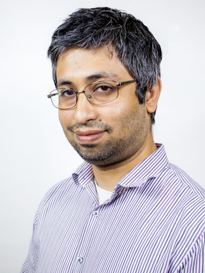 photo of Tanmoy Bhattacharyya, Ph.D.