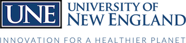 logo of the University of New England
