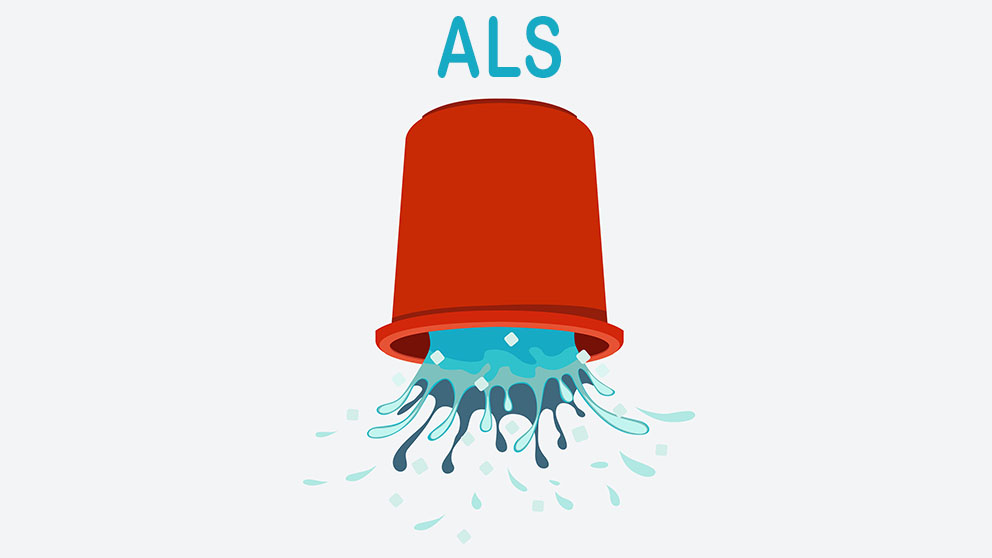 ALS ice bucket challenge Cox Lab