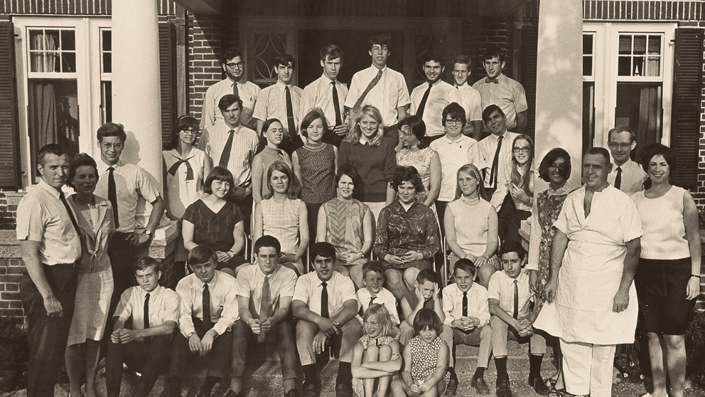 The Jackson Laboratory Summer Student Program, Class of 1967