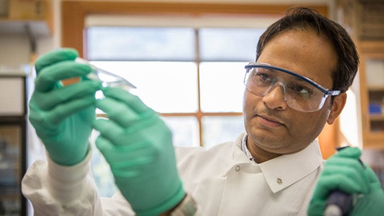 Vivek Kumar, Addiction Research at The Jackson Laboratory