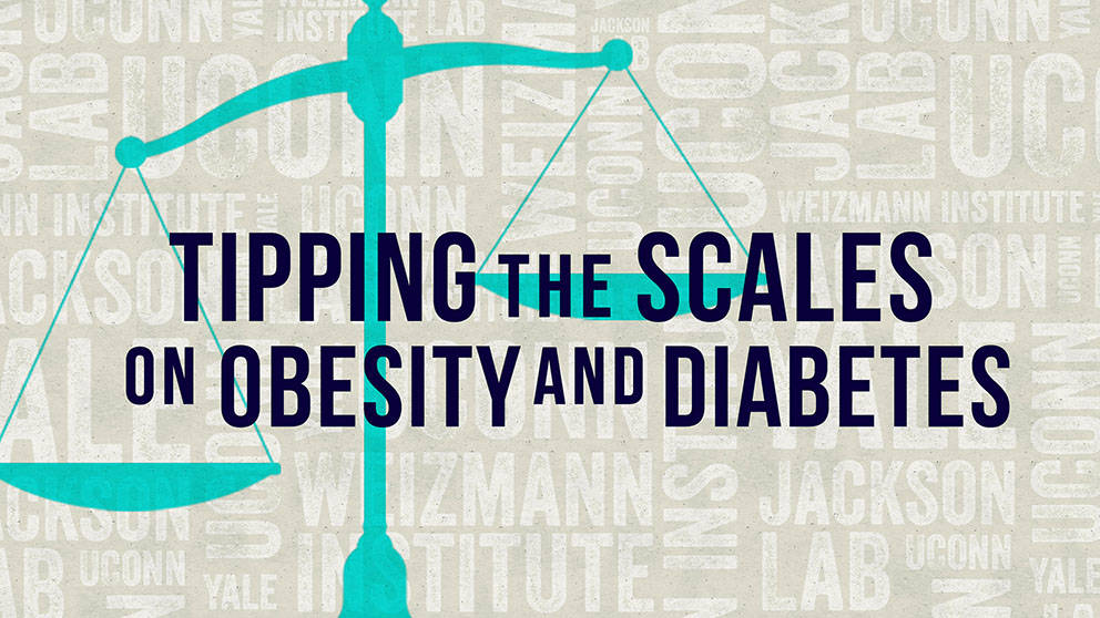 Tipping the scales on obesity and diabetes