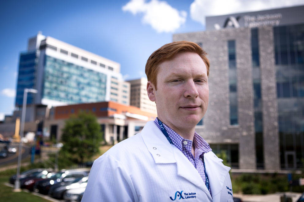 Travis Hinson cardiologist the jackson laboratory and uconn health