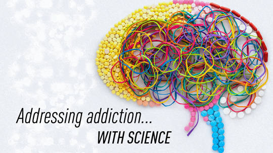 February the key to addressing the addiction epidemic begins with science