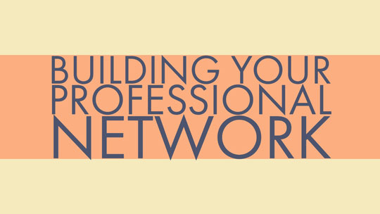 November building your professional network