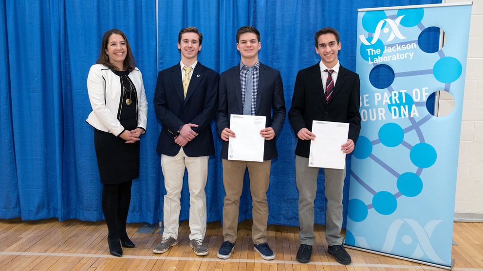 Connecticut Science Fair winners