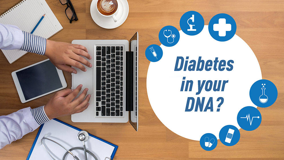 Diabetes research at The Jackson Laboratory - is diabetes in your dna?