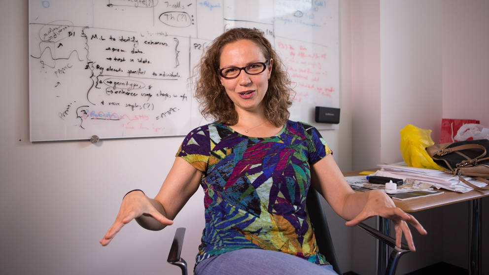 JAX computational scientist Duygu Ucar bridges the worlds of biology and computer science to unlock the secrets of aging and age-related disease.