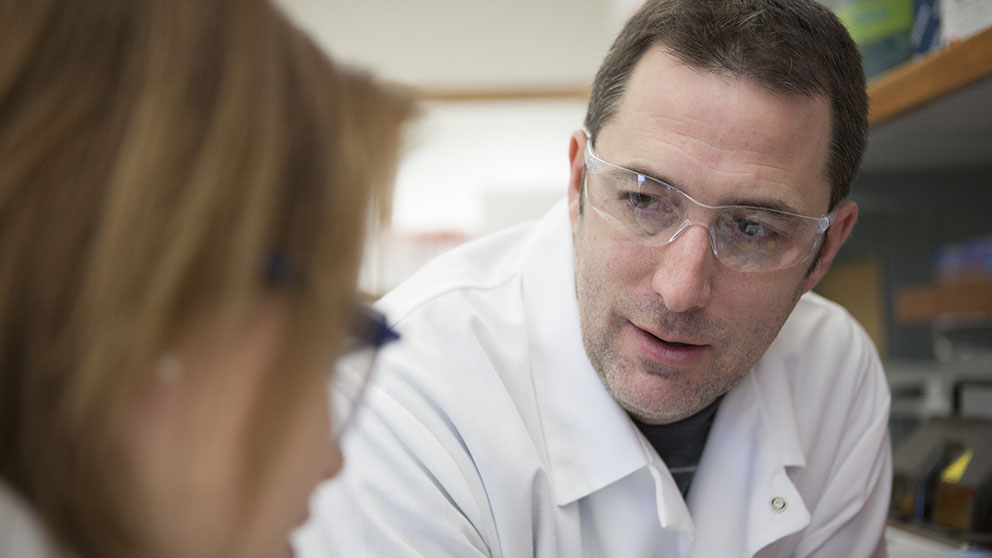 gareth howell closeup alzheimers researcher