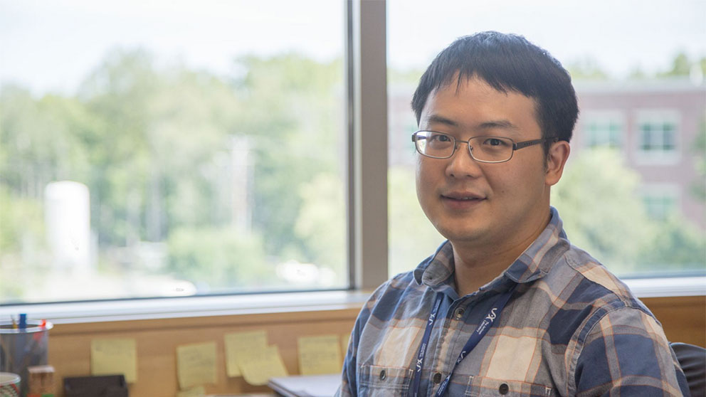 Mingyang Lu, Cancer Research at The Jackson Laboratory