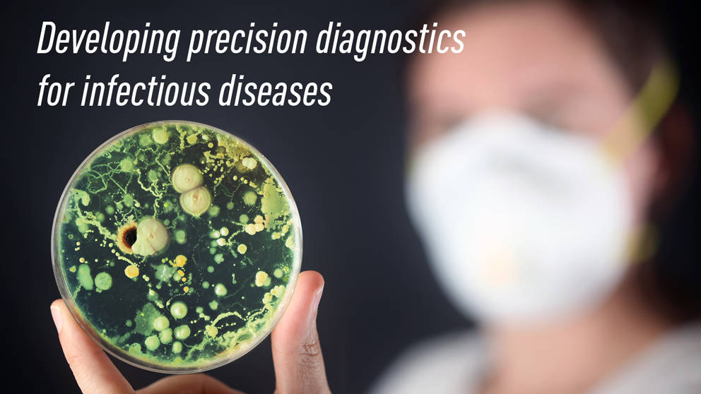 The Jackson Laboratory and bioMerieux are developing precision diagnostics for infectious diseases