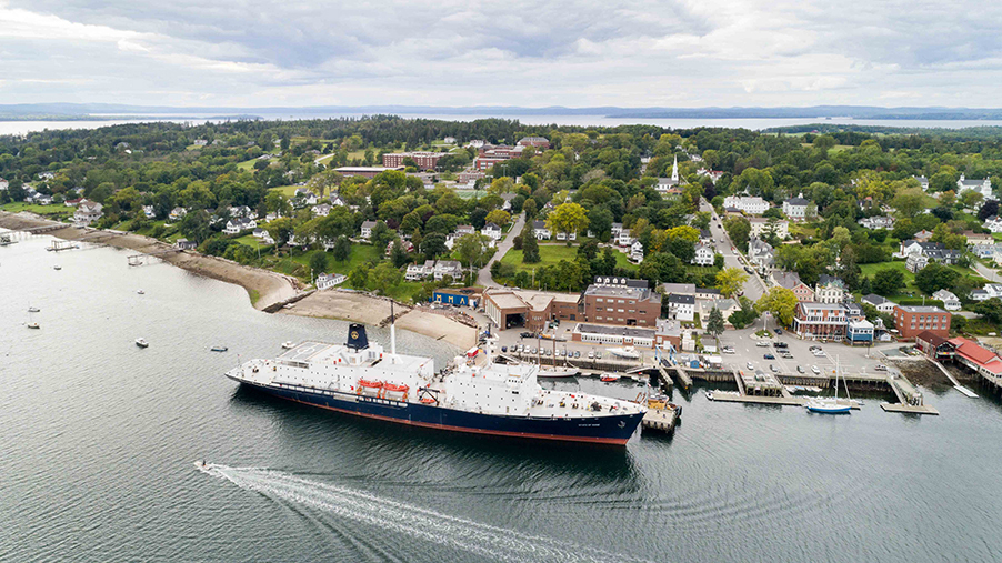 June jax partners to provide safety for maine maritime academy students and crew