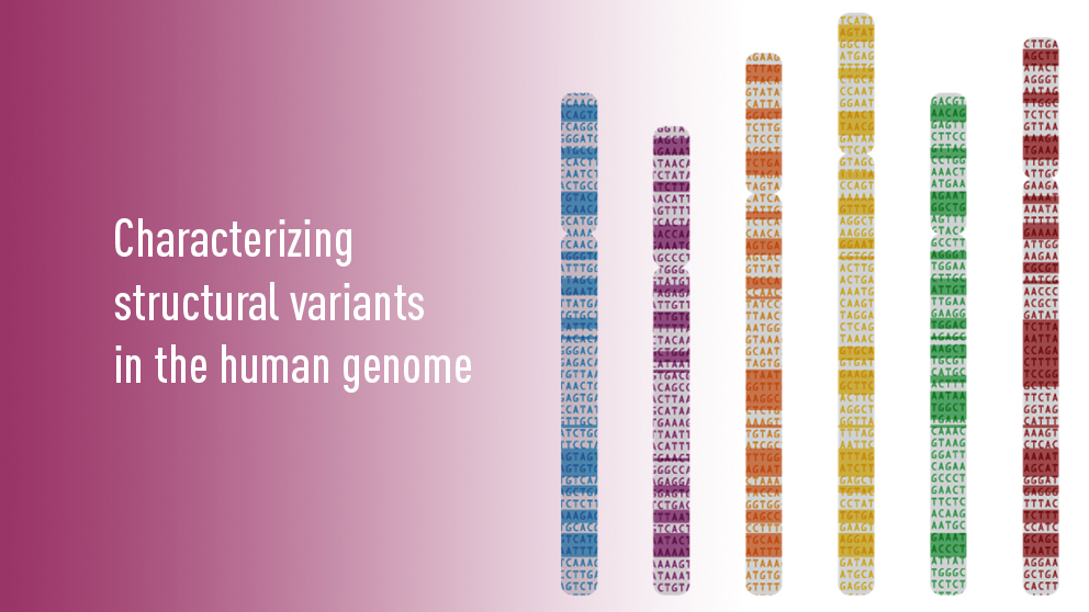 Structural variation in human genome