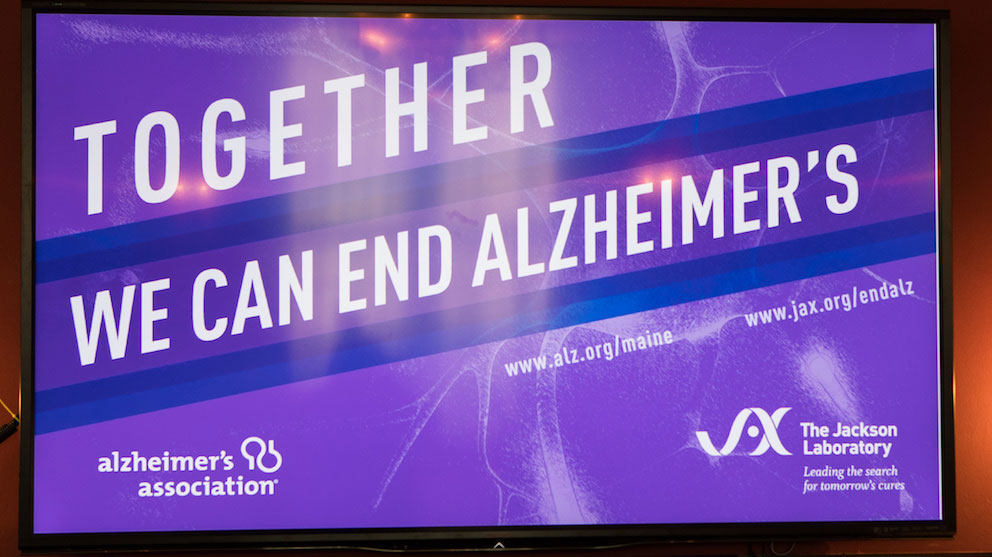 Together we can end Alzheimer's: JAX and AA
