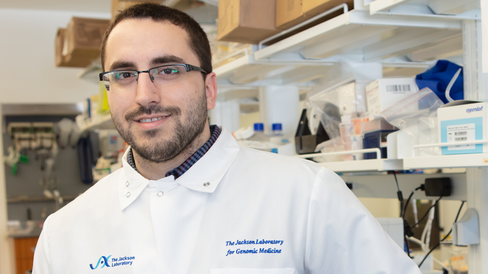 Heart research, heart failure, Anthony Pettinato, Jackson Laboratory