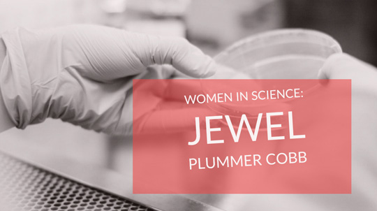 May women in science jewel plummer cobb