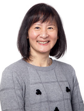 Chia-Lin Wei, Ph.D., Director of Genome Technologies at The Jackson Laboratory