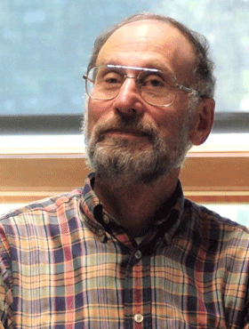 Edward Leiter, Ph.D., Professor Emeritus
