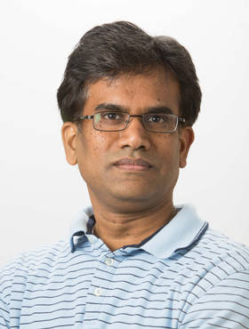 Narayanan Raghupathy, Ph. D.