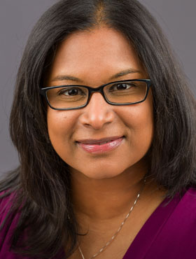 Photo of Vidhya Munnamalai, Ph.D.