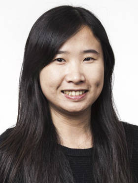 Tina Wu, Postdoctoral Associate