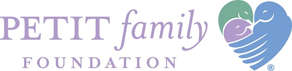 Logo of Petit Family Foundation